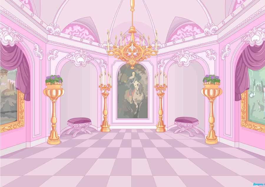 Зал для бала картинки рисунки салат